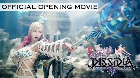 Dissidia Final Fantasy NT – Opening Movie