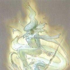 Ilustración del Cristal de Vanille