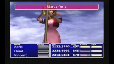 Límites de Aeris (Final Fantasy VII)