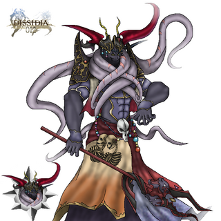 Exdeath DLC Enuo Fanmade