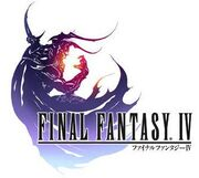 Logo Final Fantasy IV DS