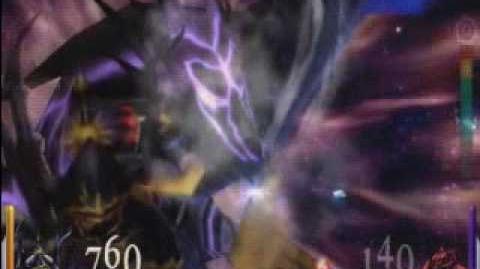 Dissidia Final Fantasy - Descarga EX Golbez