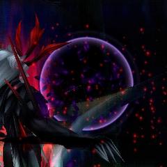 Artemisa ejecutando su ataque especial «Prensado temporal»