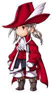 Mago Rojo Luneth FFIII