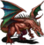 DragonRojo FFII psp