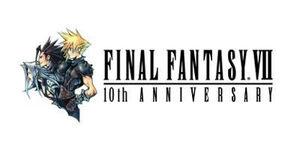 Logo FFVII 10th Anniversary