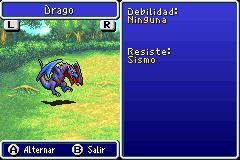 Estadisticas Drago 2