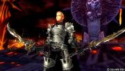 Dissidia - Gabranth sin casco victoria