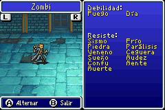 Estadisticas Zombi 2