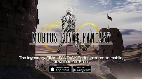 Mobius Final Fantasy - Launch Trailer