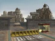 Base de Misiles FFVIII