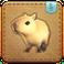 FFXIV Capybara Pup Minion Patch