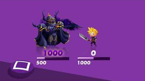 Dissidia Final Fantasy NT – Cómo jugar (Episodio 1) Atacar, sumar puntos y ganar