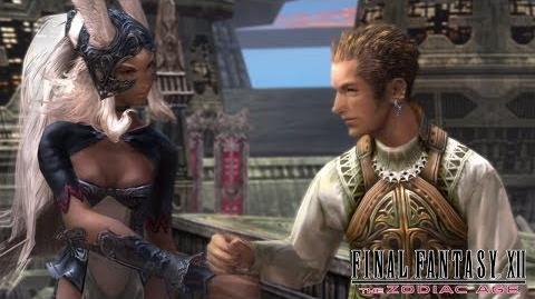 Tráiler del sistema de gambits de Final Fantasy XII The Zodiac Age