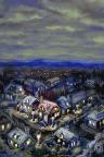 Ciudad de St. Ivalice por la noche