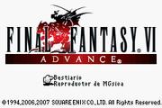 Extras de FF6 Advance