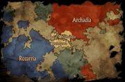 Mapa de Ivalice FFXII