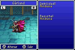 Estadisticas Garland 2