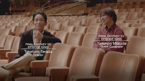 FINAL FANTASY XV EPISODE IGNIS – Yasunori Mitsuda Extended Interview