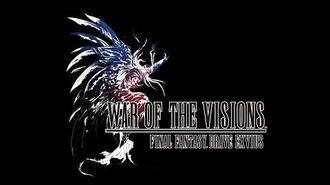 War of the Visions FINAL FANTASY BRAVE EXVIUS Trailer