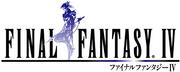 Logo Final Fantasy IV