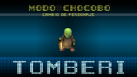 Modo Chocobo Activado