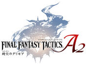 Logo FFT A2 Grimoire of the Rift