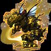 Gilded Magitek Armor (XIV)