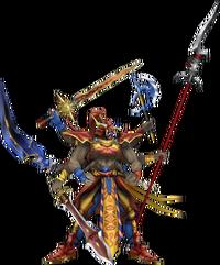 Gilgamesh Modo EX