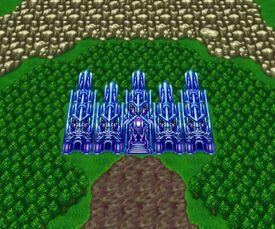 Castillo de Exdeath ff5