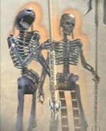 Esqueleto Negro FFXII