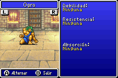Estadisticas Ogro II 2