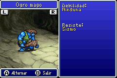 Estadisticas Ogre Mago 2