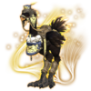 Black Chocobo (XIV)