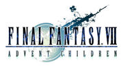 Logo FFVII Advent Children
