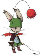 Animista Moguri FFTA