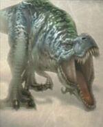 Clisosaurio FFXII