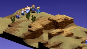 Desierto Zeklaus FFT