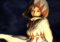 Maga Blanca en Final Fantasy