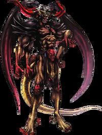 Caos Dissidia Final Fantasy