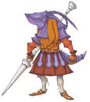 Soldado dragón