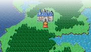 Fortaleza Oeste - mapamundi