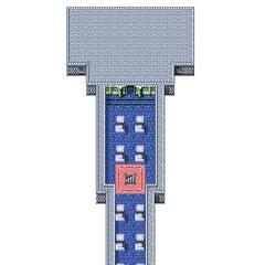 Castillo de Cornelia, 1º piso. (GBA)