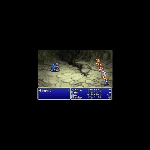 La batalla contra él en <i>Dawn of Souls</i>