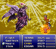 Final Fantasy Kefka