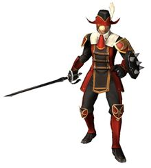 Trabajo Red Mage FFXI