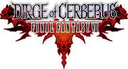 Logo FFVII Dirge of Cerberus