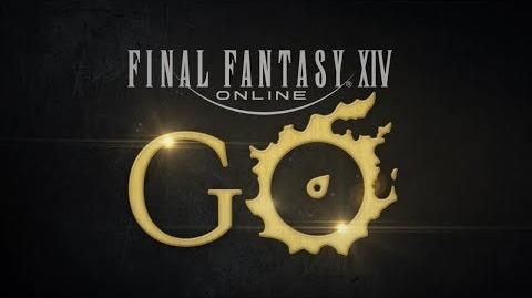New App - FINAL FANTASY XIV Online GO