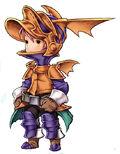 Dragon Arc FFIII