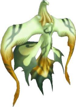 Quetzal FFVIII sprite